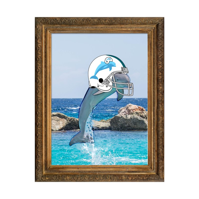 Dolphins Forever None  by infinityforever's Artist Shop