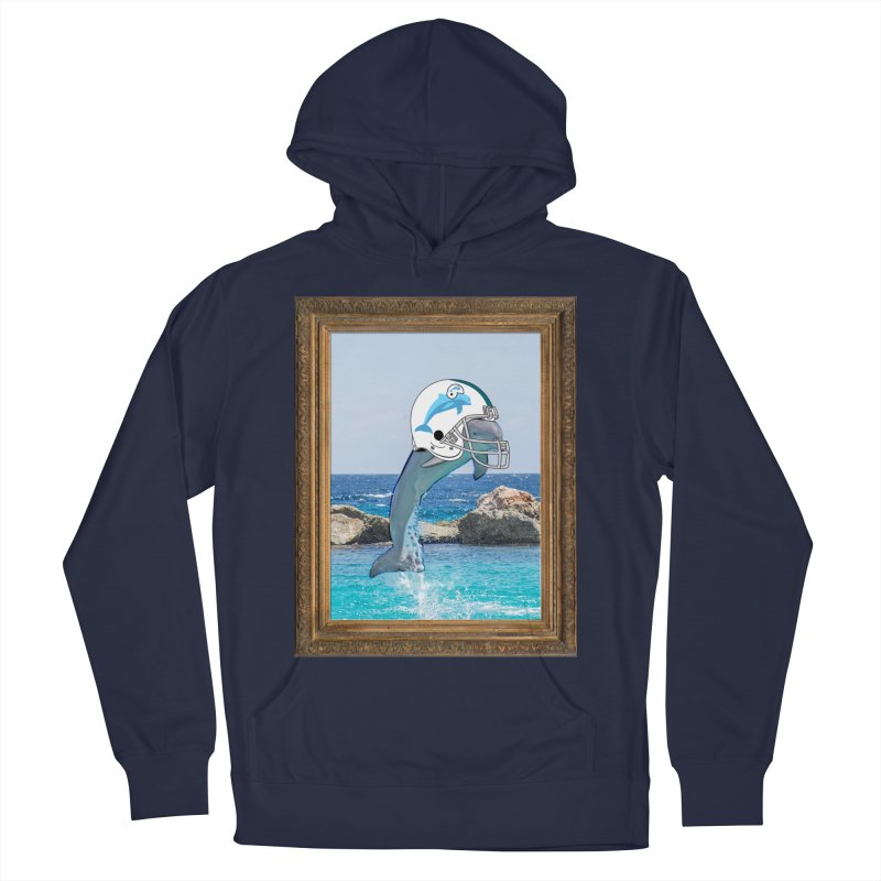Dolphins Forever Women's Pullover Hoody by infinityforever's Artist Shop