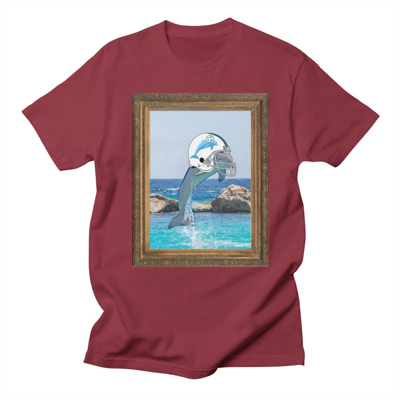 Dolphins Forever Women's Unisex T-Shirt by infinityforever's Artist Shop