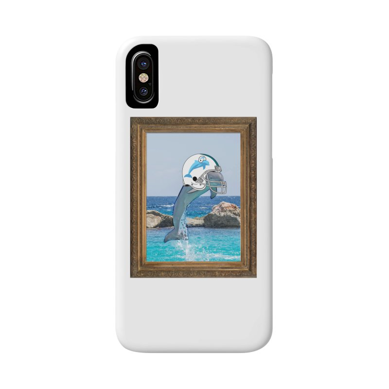 Dolphins Forever Accessories Phone Case by infinityforever's Artist Shop
