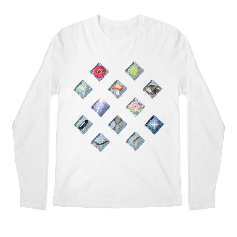 Itemization Men's Longsleeve T-Shirt by infinityforever's Artist Shop