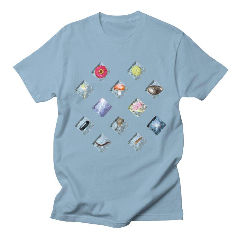 Itemization Men's T-shirt by infinityforever's Artist Shop