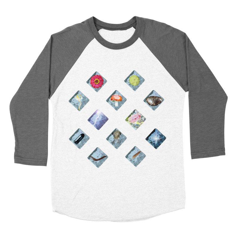 Itemization Women's Baseball Triblend T-Shirt by infinityforever's Artist Shop