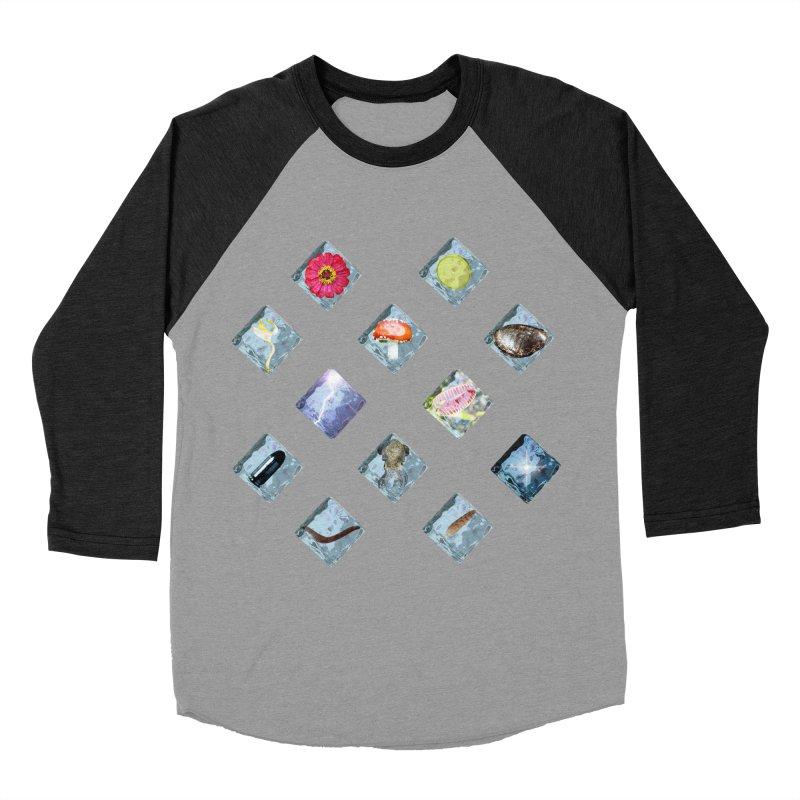 Itemization Men's Baseball Triblend T-Shirt by infinityforever's Artist Shop