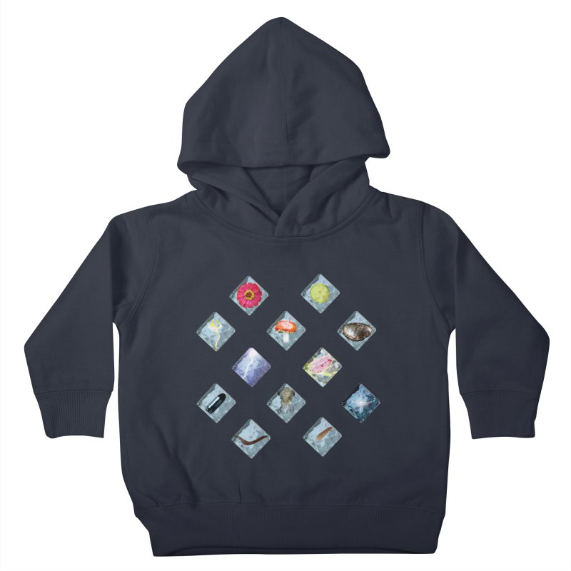 Itemization Kids Toddler Pullover Hoody by infinityforever's Artist Shop