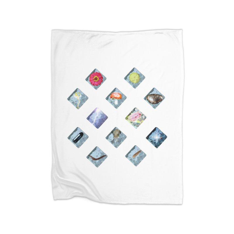 Itemization Home Blanket by infinityforever's Artist Shop
