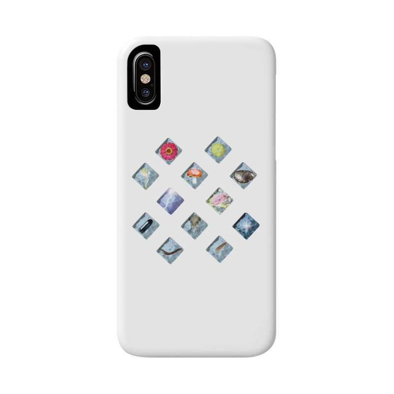 Itemization Accessories Phone Case by infinityforever's Artist Shop