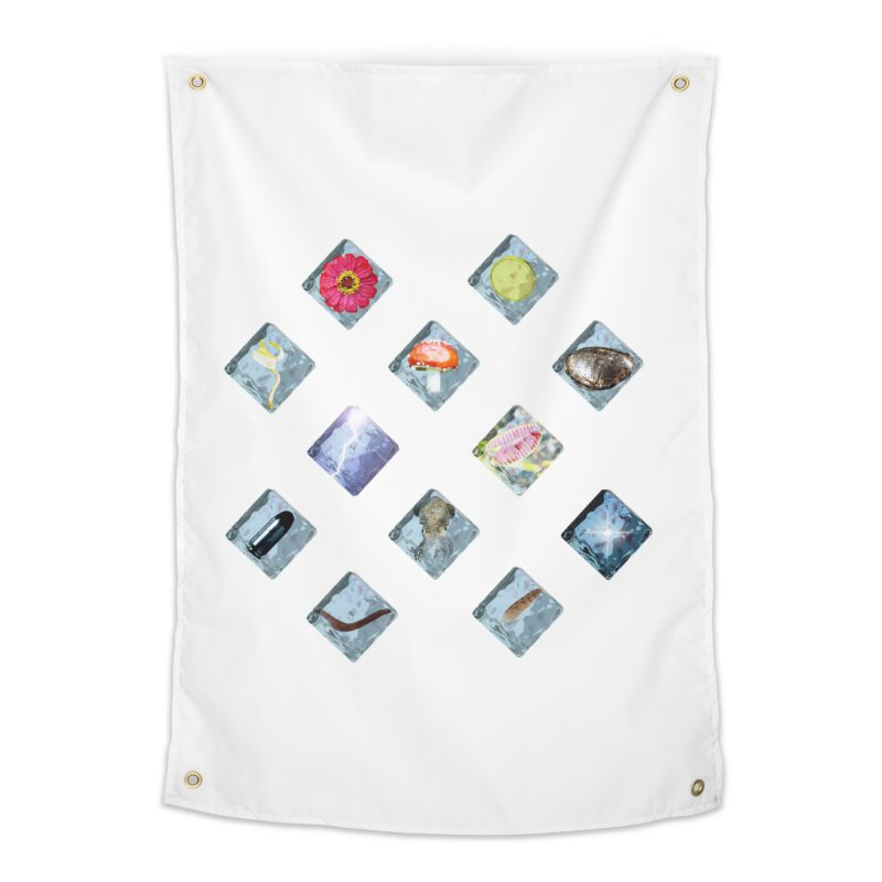 Itemization Home Tapestry by infinityforever's Artist Shop