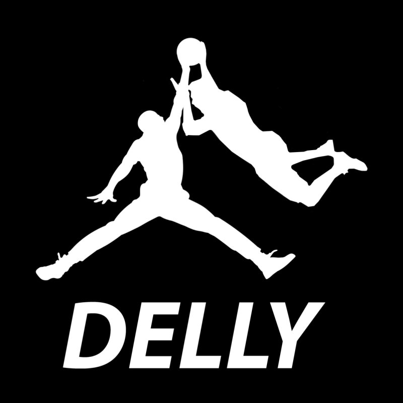Delly (white logo) by infinityforever's Artist Shop