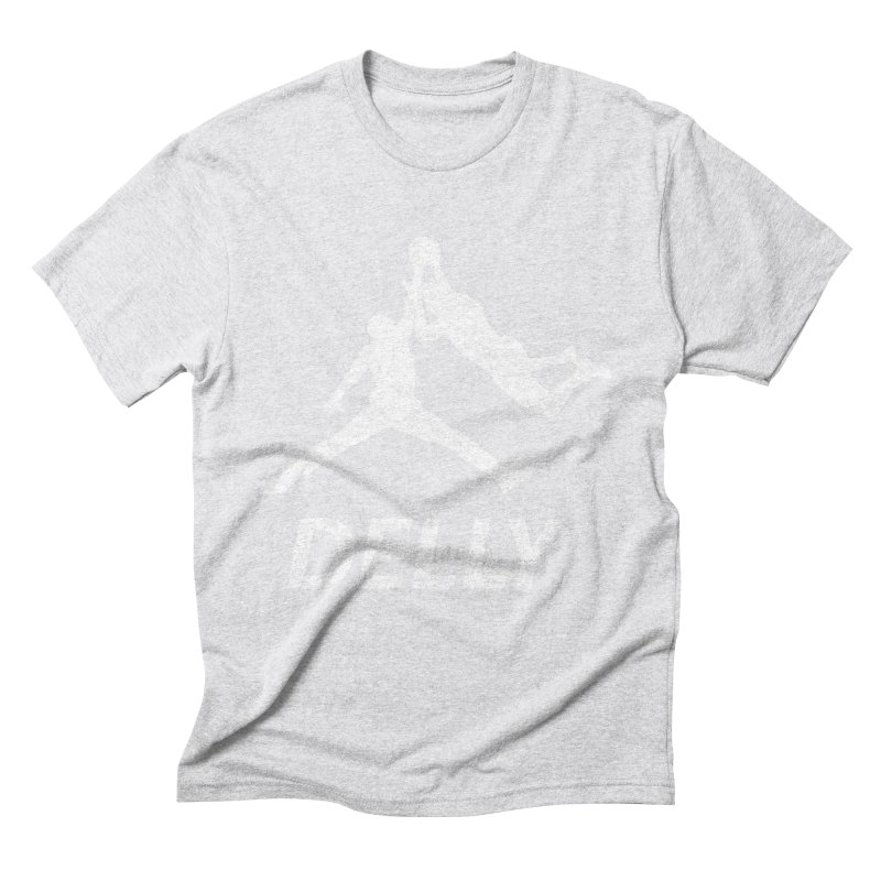 Delly (white logo) Men's Triblend T-Shirt by infinityforever's Artist Shop