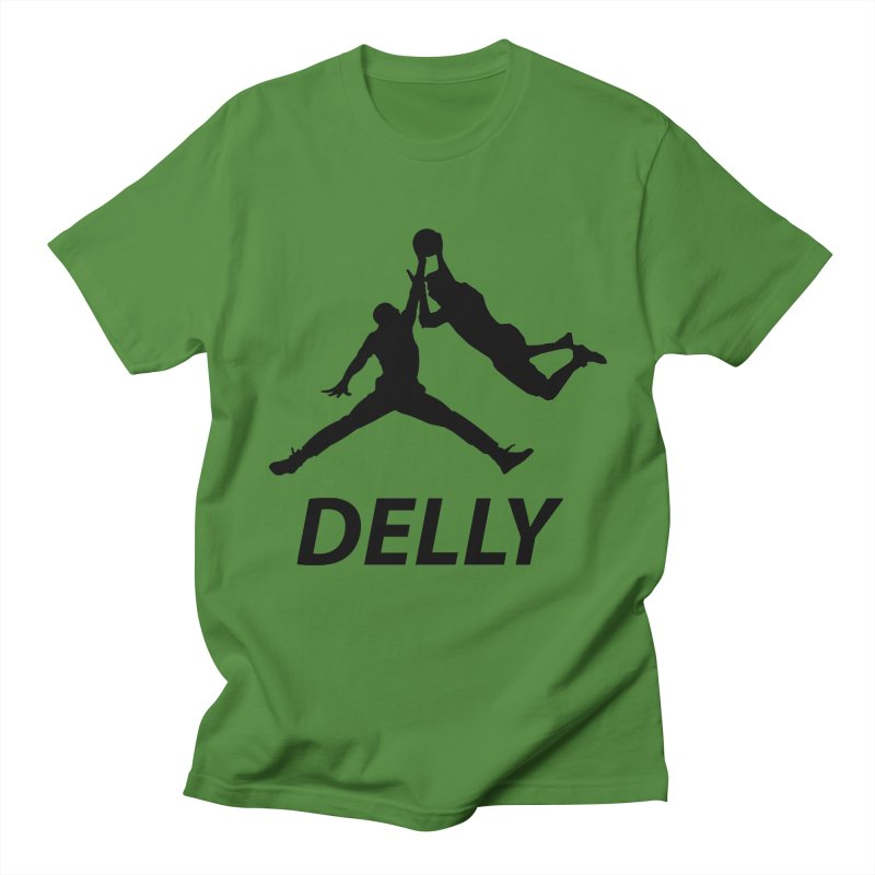 Delly (all black) Women's Unisex T-Shirt by infinityforever's Artist Shop