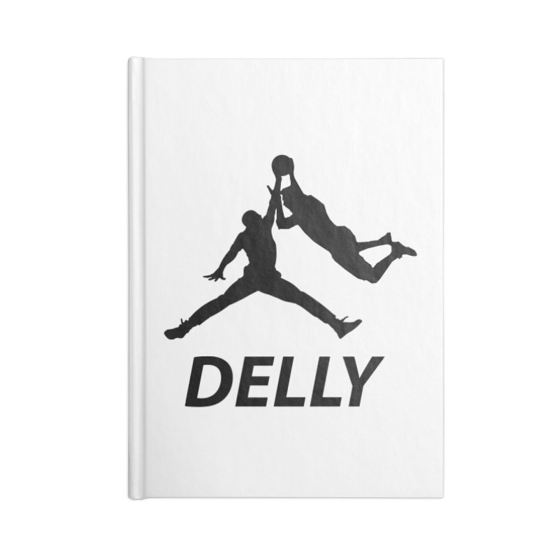 Delly (all black) Accessories Notebook by infinityforever's Artist Shop