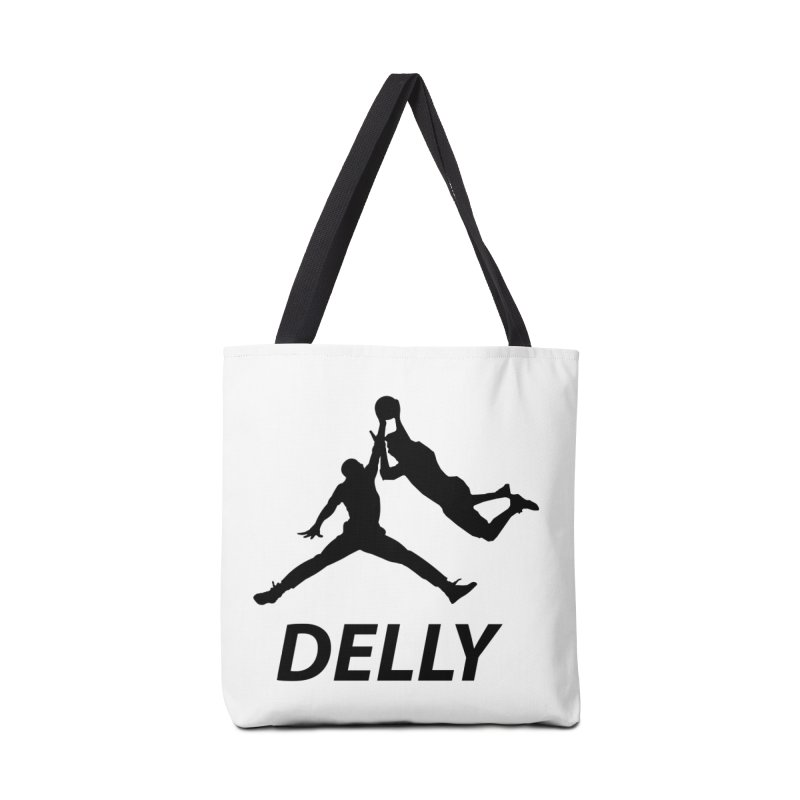 Delly (all black) Accessories Bag by infinityforever's Artist Shop