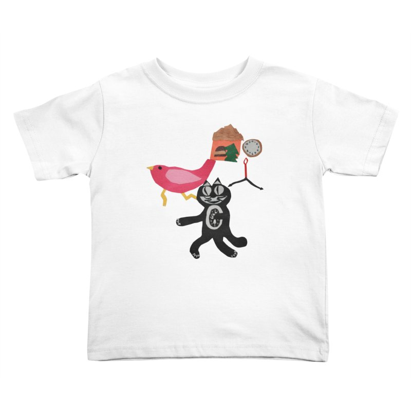 Running out of time Kids Toddler T-Shirt by infinityforever's Artist Shop