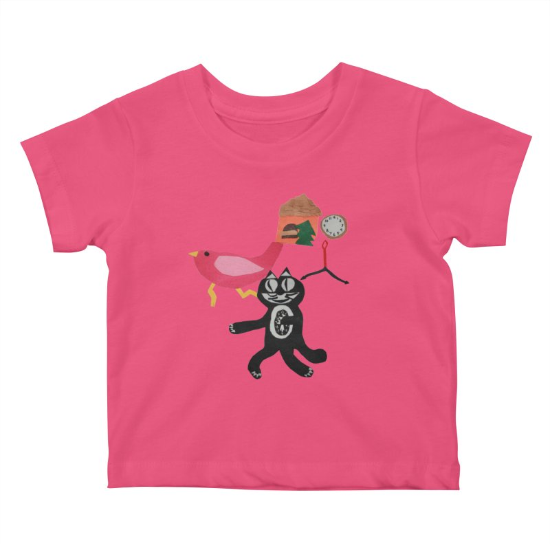 Running out of time Kids Baby T-Shirt by infinityforever's Artist Shop