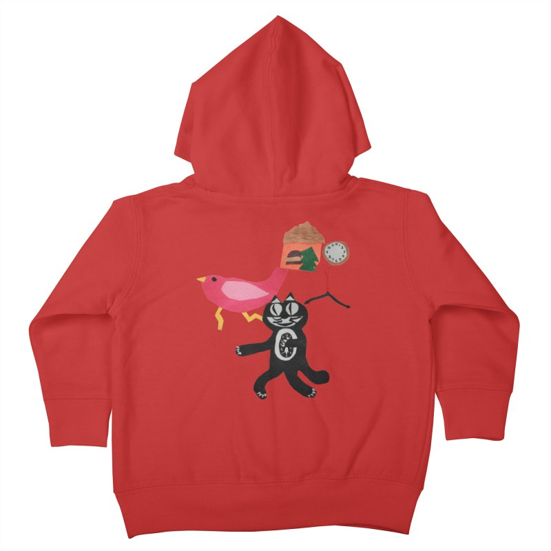 Running out of time Kids Toddler Zip-Up Hoody by infinityforever's Artist Shop