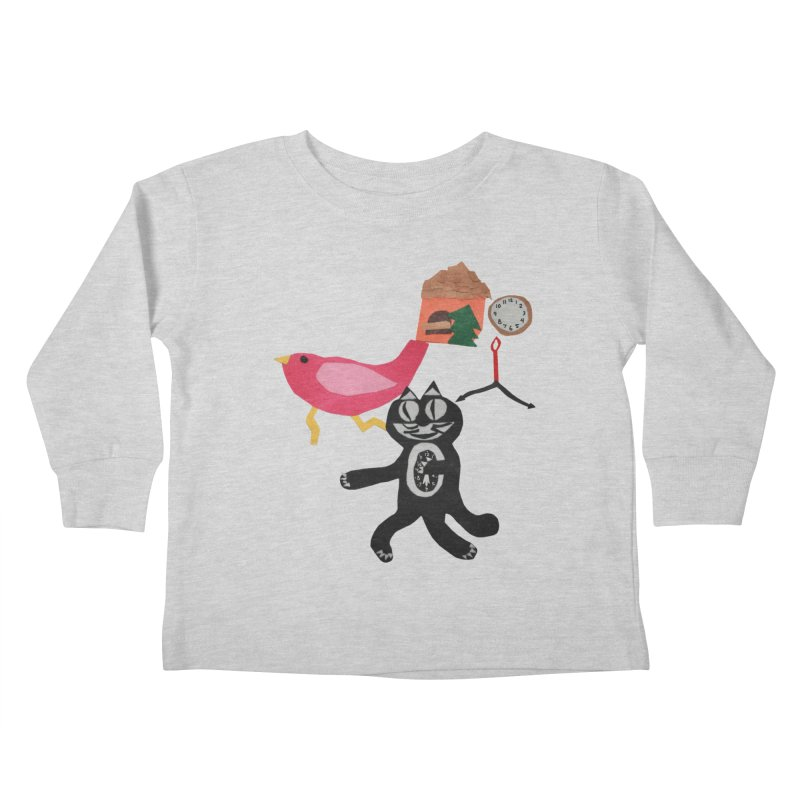 Running out of time Kids Toddler Longsleeve T-Shirt by infinityforever's Artist Shop