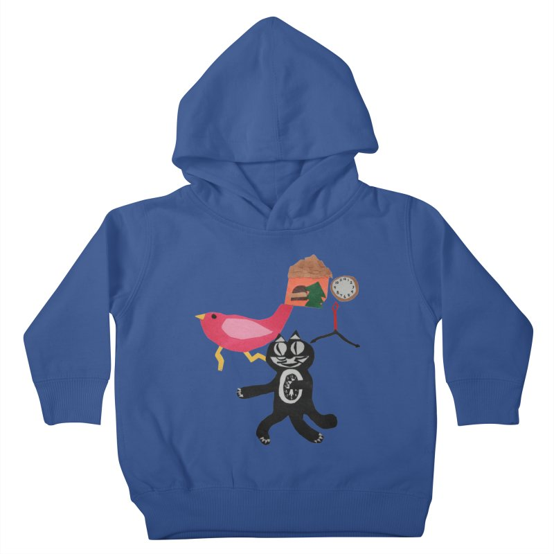 Running out of time Kids Toddler Pullover Hoody by infinityforever's Artist Shop