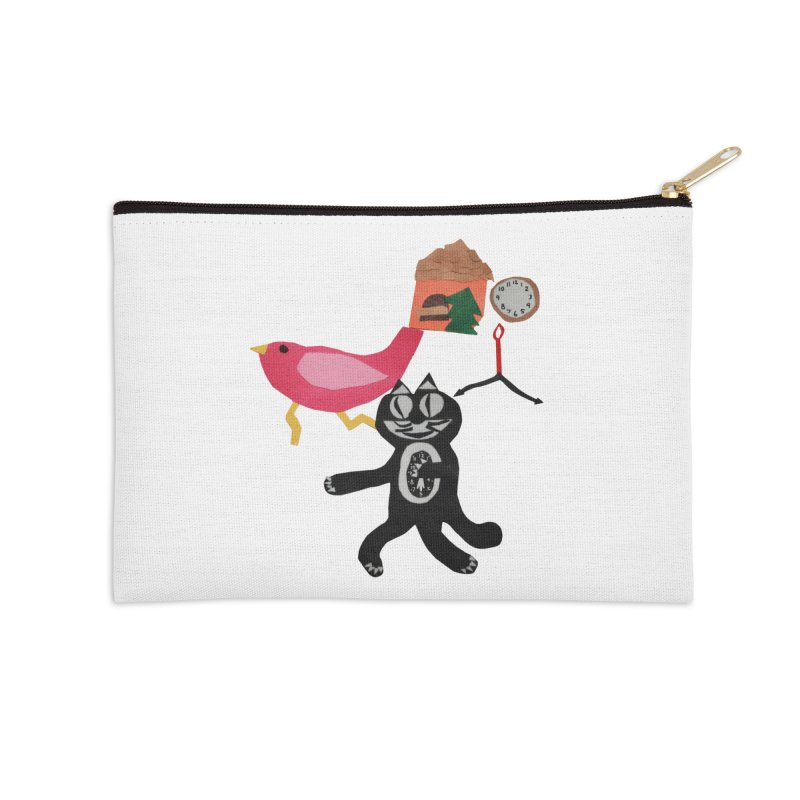 Running out of time Accessories Zip Pouch by infinityforever's Artist Shop