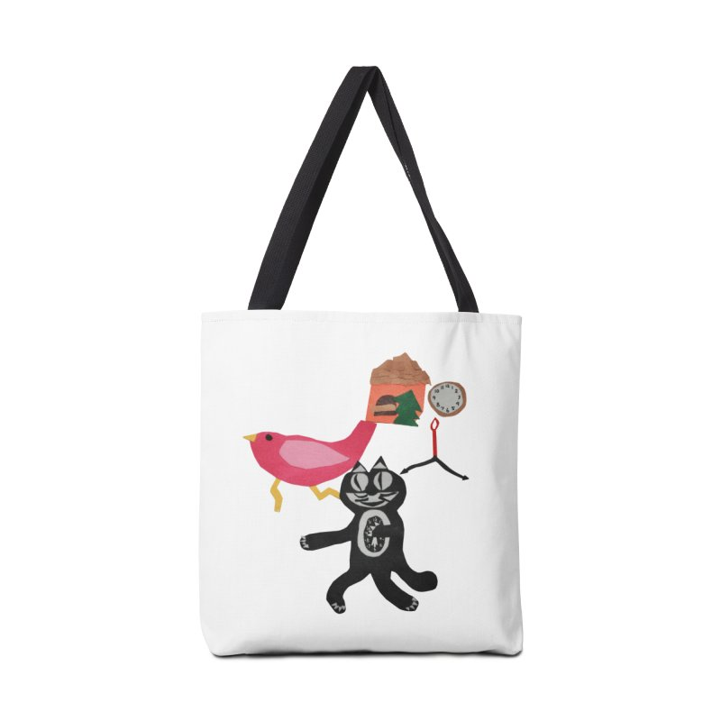 Running out of time Accessories Bag by infinityforever's Artist Shop