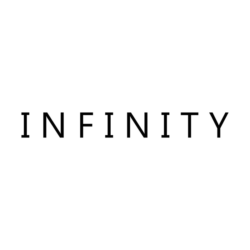 Infinity by Infinity Mark