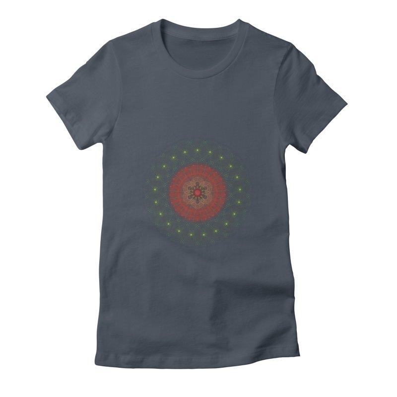 Visualization Women's T-Shirt by Information Machine