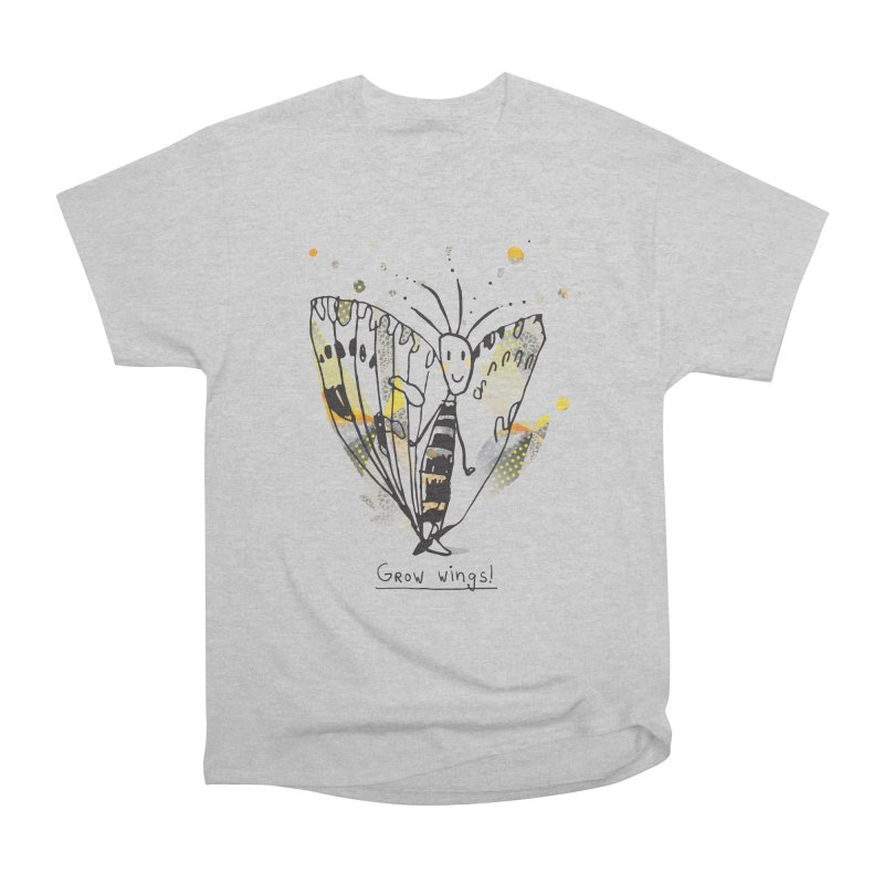 Creative Bug Women's Heavyweight Unisex T-Shirt by Lill Print Store