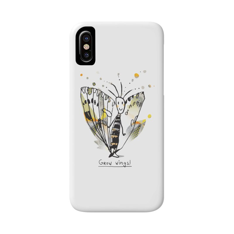 Creative Bug Accessories Phone Case by Lill Print Store