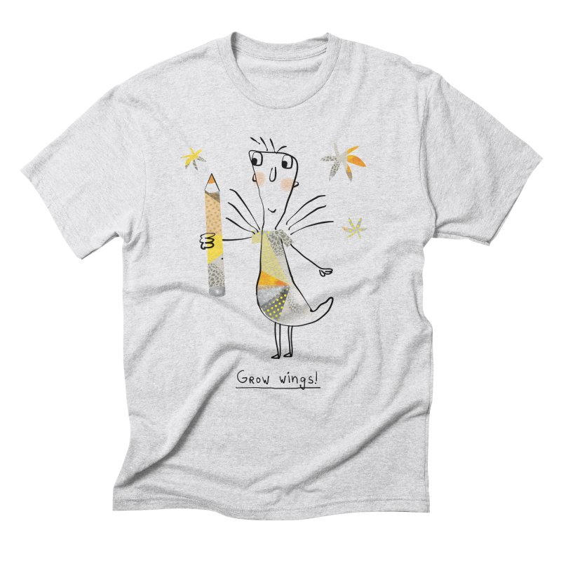 Creative chicken Men's Triblend T-Shirt by Lill Print Store