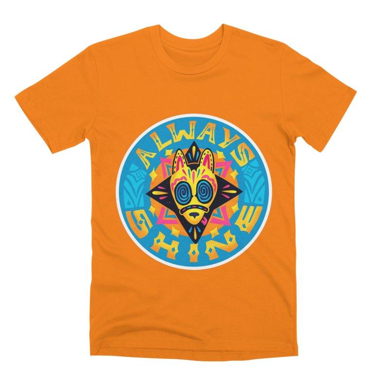 Always Shine Men's T-Shirt by Inkbyte Studios' shop