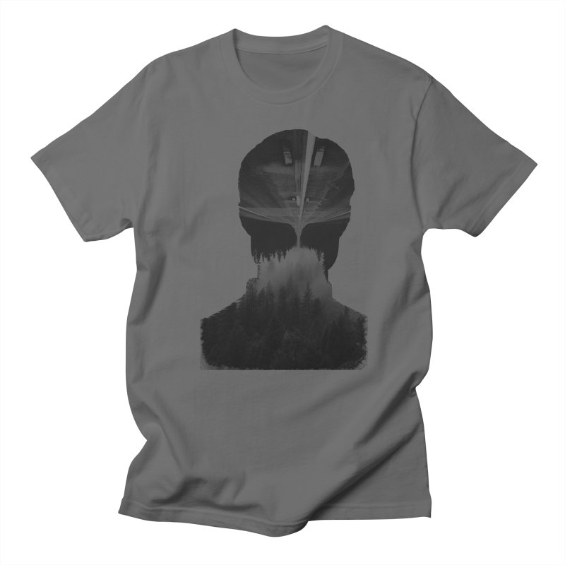 A Road Within Men's T-shirt by Ink and Graphite's Artist Shop