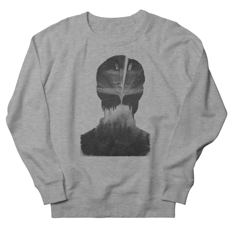 A Road Within Men's Sweatshirt by Ink and Graphite's Artist Shop
