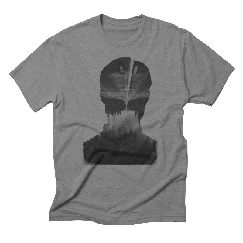A Road Within Men's Triblend T-shirt by Ink and Graphite's Artist Shop