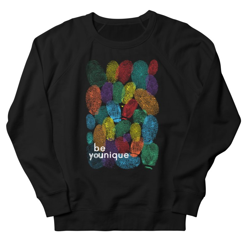 be you Men's Sweatshirt by Ink and Graphite's Artist Shop