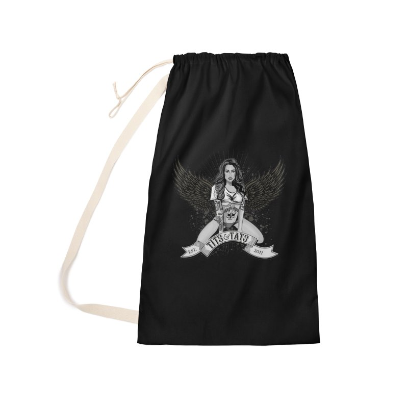 Tits and Tats Angel Accessories Bag by Inked Angels' Store