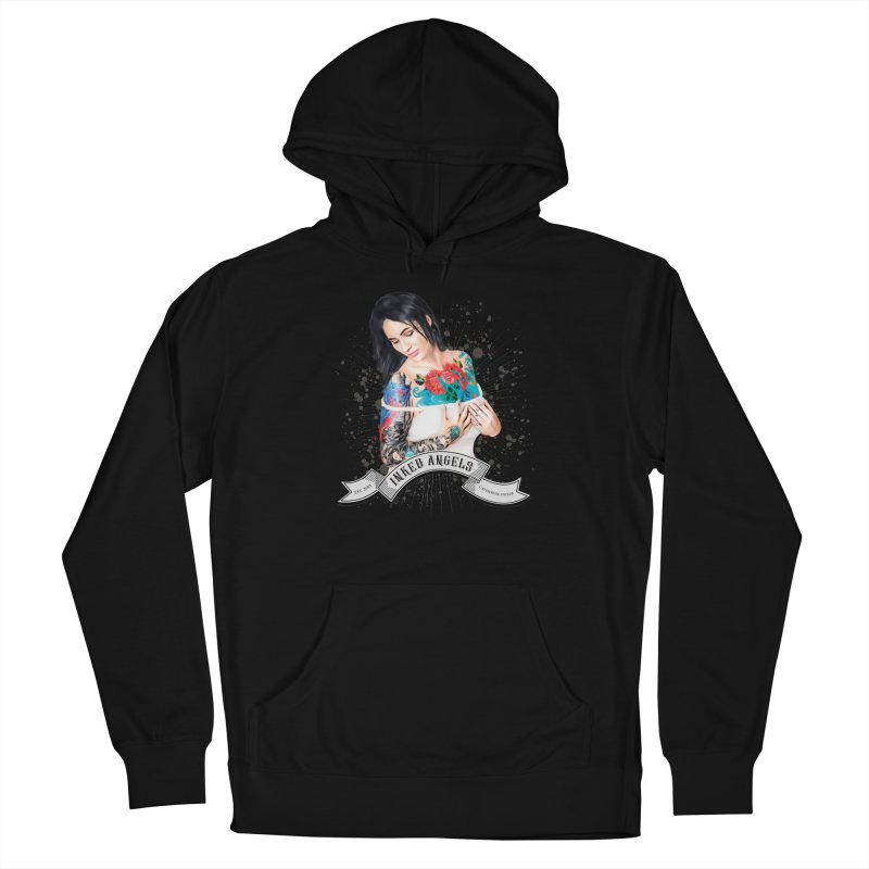 """Inked Angels Signature Series """"Catherine Tayler"""" Men's Pullover Hoody by Inked Angels' Store"""