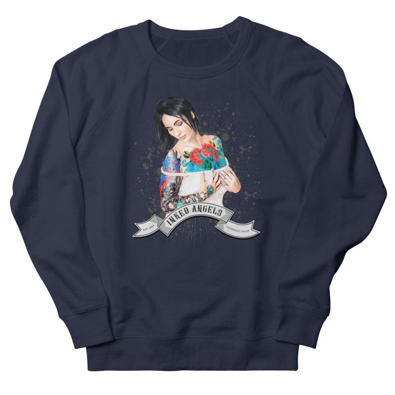 "Inked Angels Signature Series ""Catherine Tayler"" Men's Sweatshirt by Inked Angels' Store"