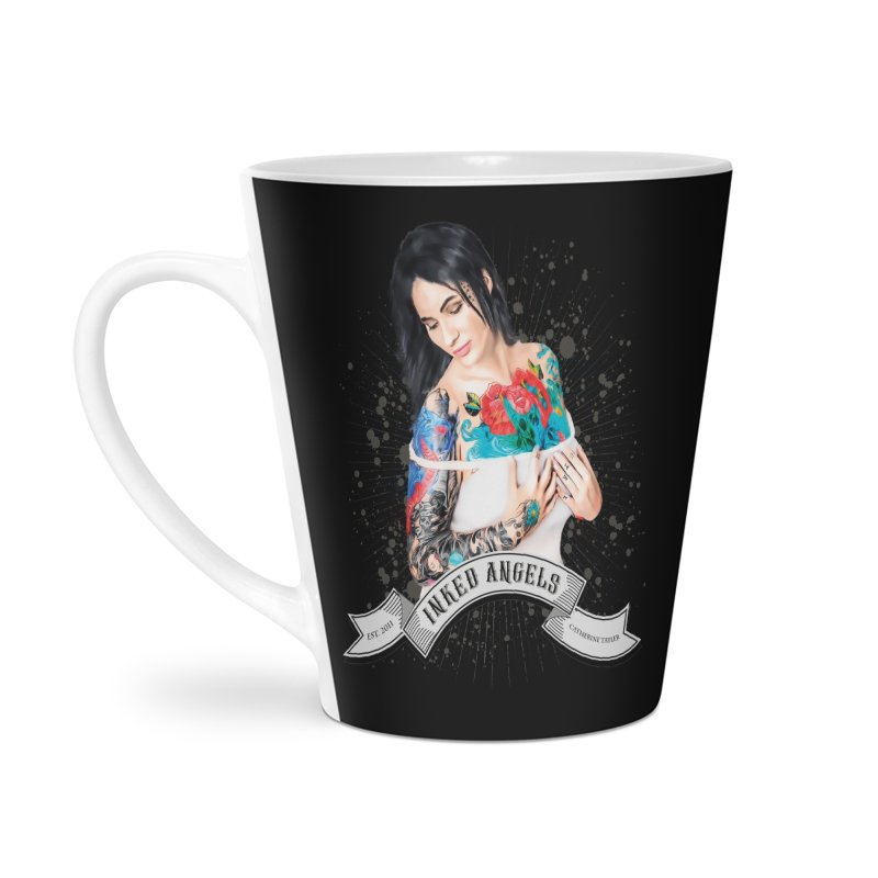 "Inked Angels Signature Series ""Catherine Tayler"" Accessories Mug by Inked Angels' Store"