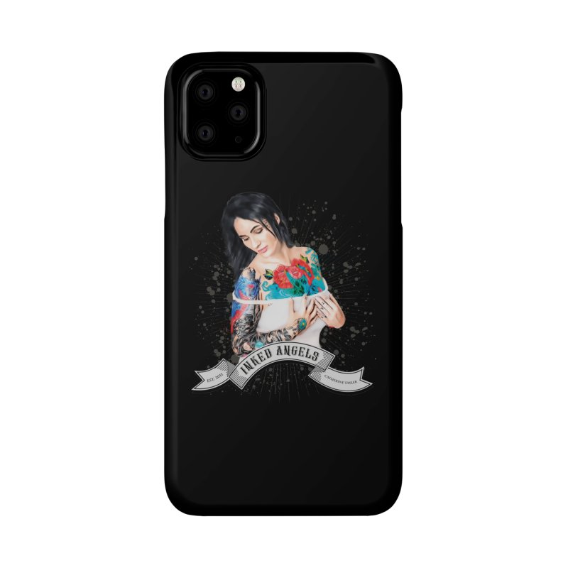 """Inked Angels Signature Series """"Catherine Tayler"""" Accessories Phone Case by Inked Angels' Store"""