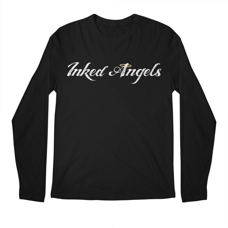 Inked Angels Logo Men's Regular Longsleeve T-Shirt by Inked Angels' Store