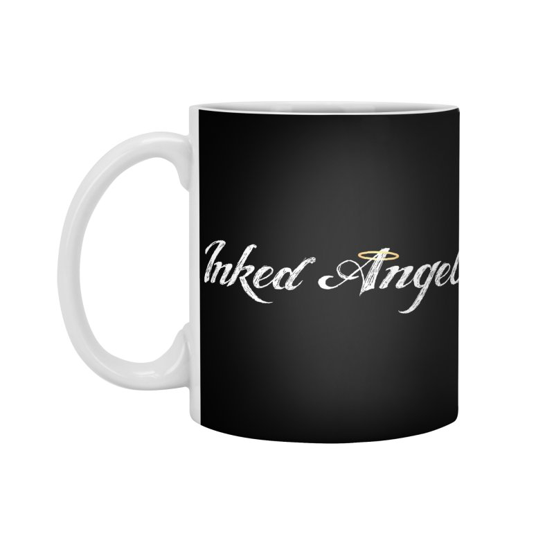 Inked Angels Logo Accessories Mug by Inked Angels' Artist Shop