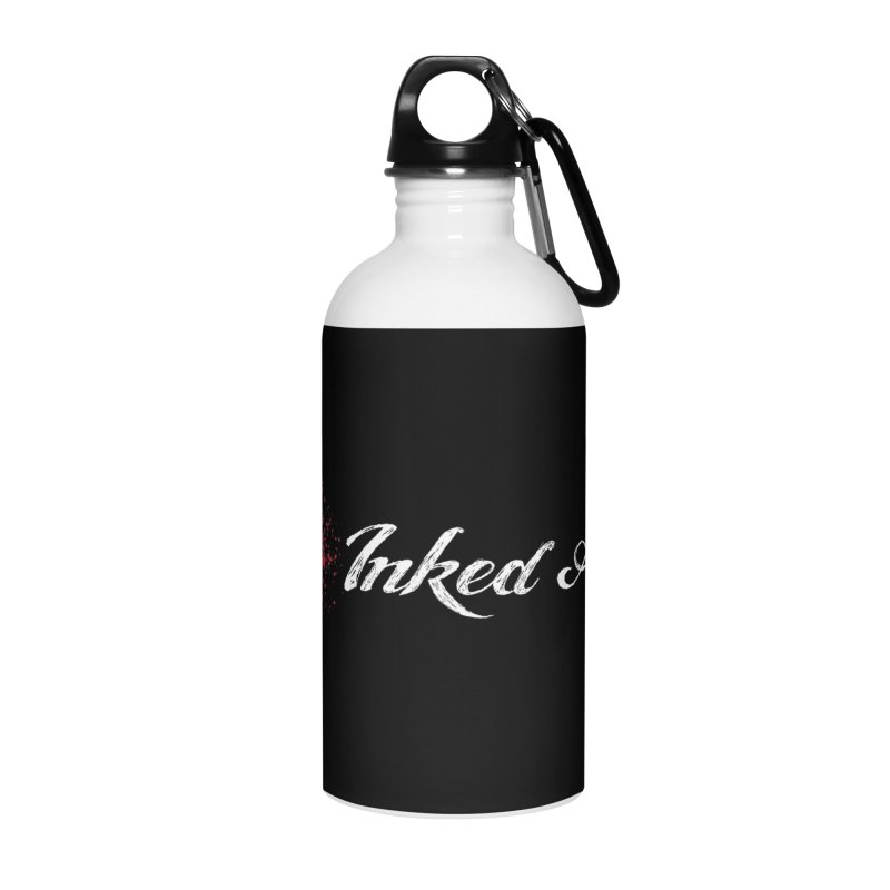 I Love Inked Angels Accessories Water Bottle by Inked Angels' Store
