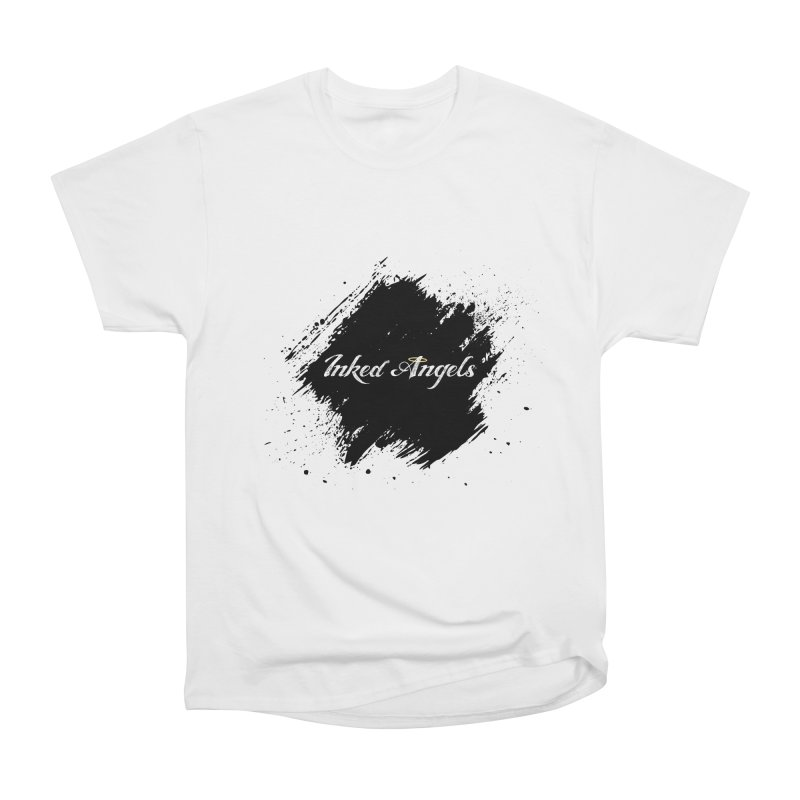 Inked Angels White Women's T-Shirt by Inked Angels' Store