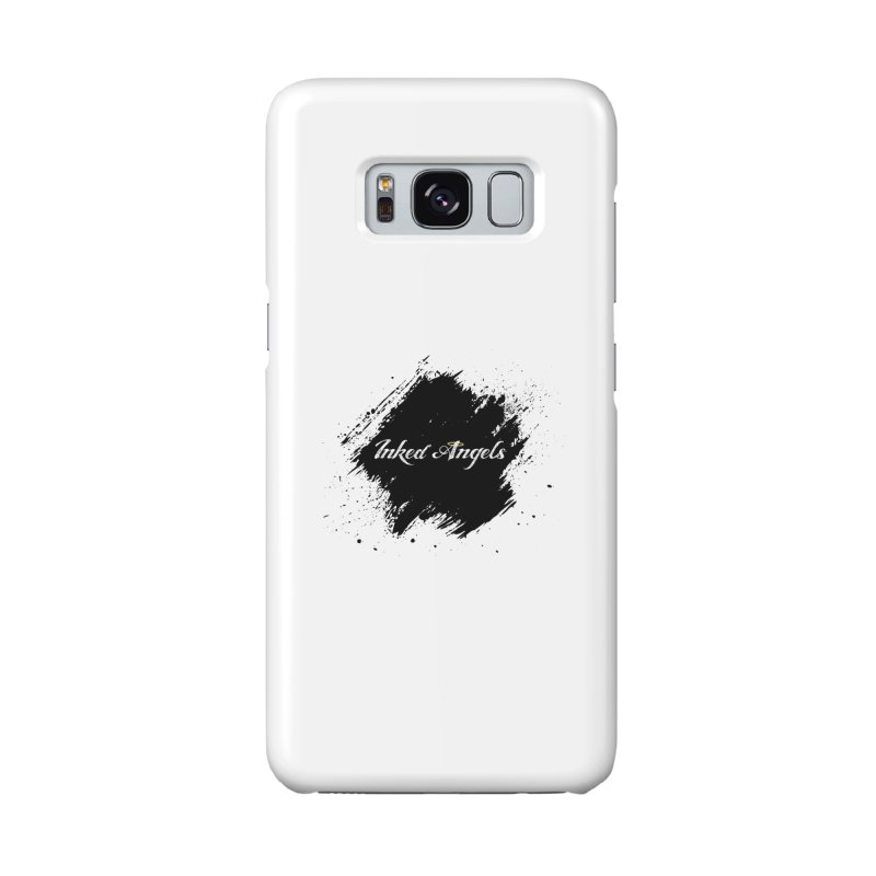 Inked Angels White Accessories Phone Case by Inked Angels' Store