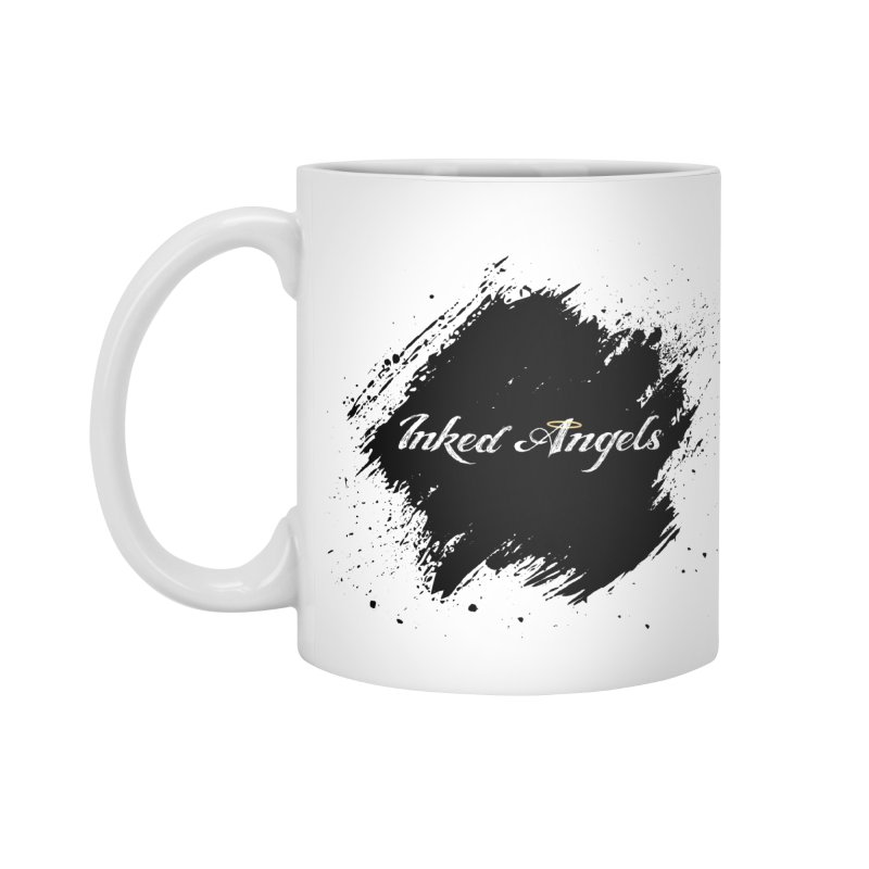 Inked Angels White Accessories Mug by Inked Angels' Store