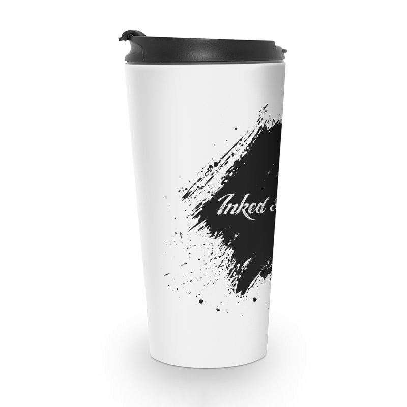 Inked Angels White Accessories Travel Mug by Inked Angels' Store