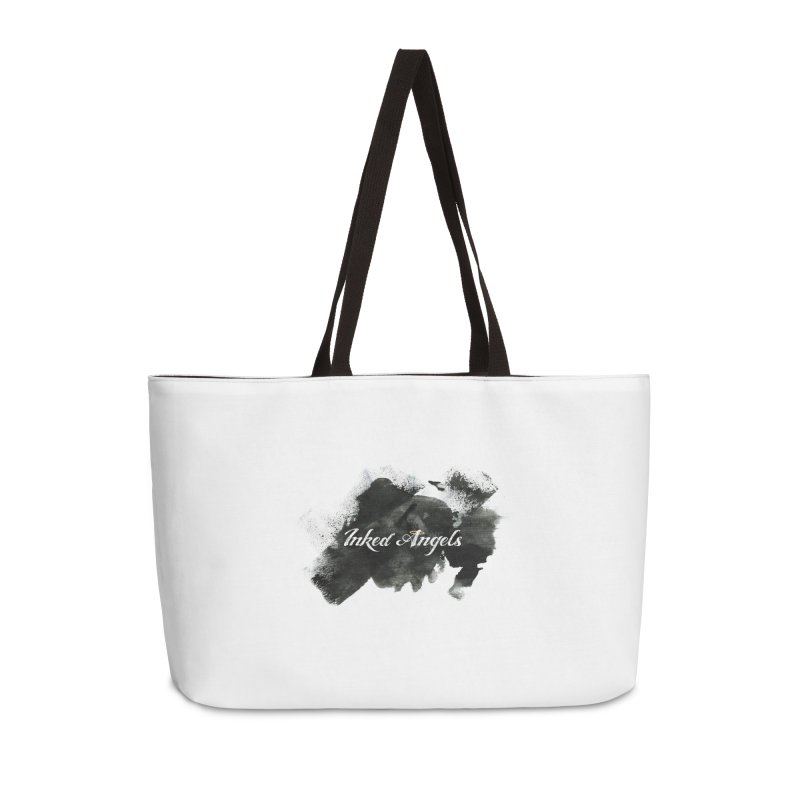 Inked Angels Black Paint Accessories Bag by Inked Angels' Store