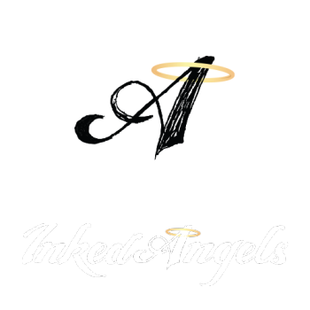 Inked Angels' Store Logo