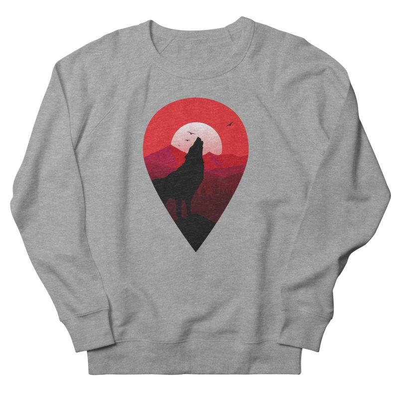 Wolfhill Men's Sweatshirt by inkhip's Artist Shop