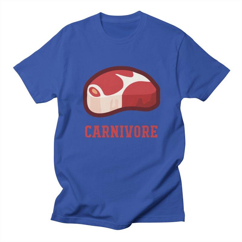 Carnivore Men's T-Shirt by inkhip's Artist Shop